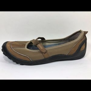 Privo Clarks Leather Mary Janes 8M